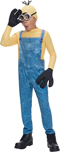 Rubies Officielle Moi Universal Studios Minion Kevin, Costume Enfant Grande
