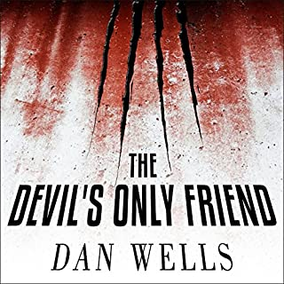 The Devil's Only Friend audiobook cover art