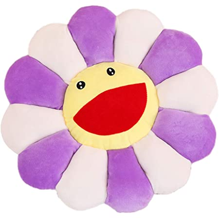 {High Quality} LIMITED EDITION Special Sunflower Pillow Red Plush art figure