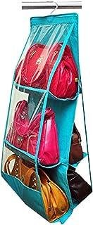 Wonder Cub Purse/Handbag Hanging Storage Organiser - Sea Green