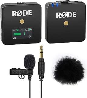 3 pz in materiale espanso Rode WS-LAV Antivento per microfono a cravatta