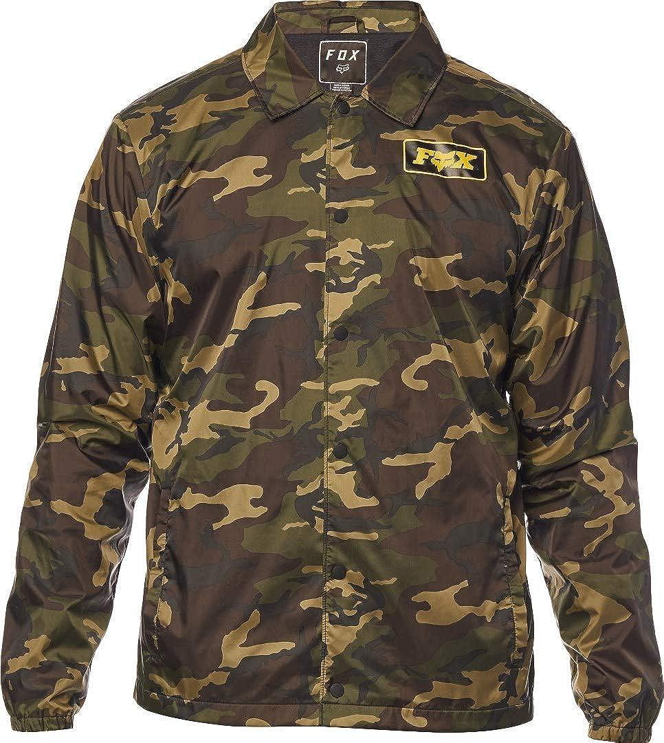 Fox Men's Standard Lad Camo Jacket