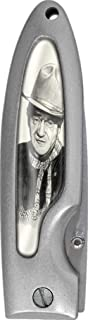 Dale Adkins Art Celebrity Pocket Knife (Adkins John Wayne Cowboy - 02)