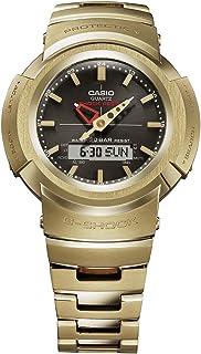Casio G-Shock Analog-Digital Black Dial Men's Watch-AWM-500GD-9ADR