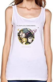 Women's Flight Of The Conchords Art Tank Top