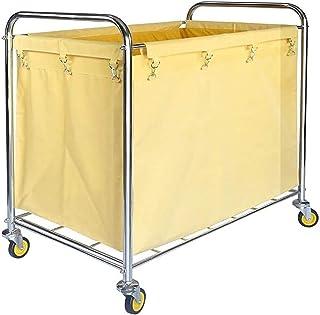 Voiture de service WPJ, Véhicules de collecte de panier, Véhicules de recyclage, Collecteur de blanchisserie jaune Nettoya...
