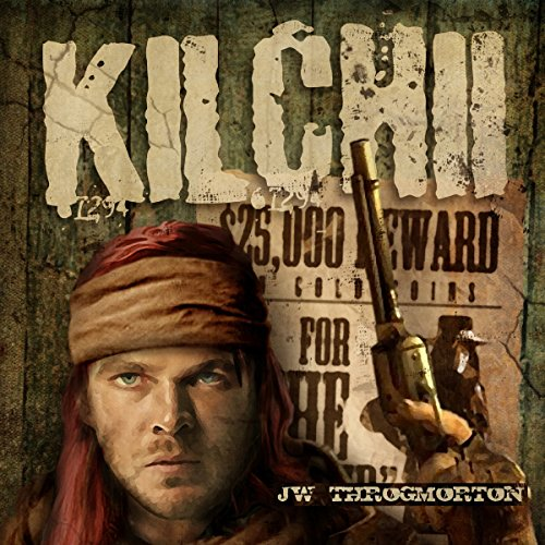 Kilchii audiobook cover art