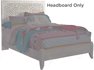 Signature Design by Ashley Paxberry Full Panel Headboard, White Wash