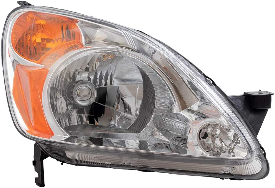 Brock Replacement Max 90% OFF Passengers Headlight Headlamp with Cheap Compatible