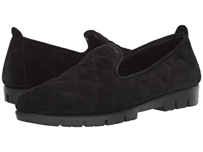 The FLEXX Quilt Smokin (Black Suede) Women