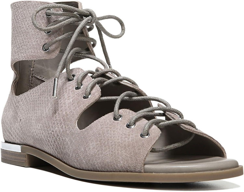 Fergie kvinnor kvinnor kvinnor Cassie Open Toe Flats Gladiator Sandals Taupe 7.5 Medium (B,M)  utlopp