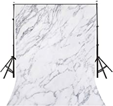 LYLYCTY 5X7ft Customized Backdrop Marble Texture Pattern Studio Photography Backdrop Props LYGE614
