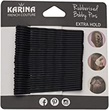 Karina Rubberized Bobby Pins
