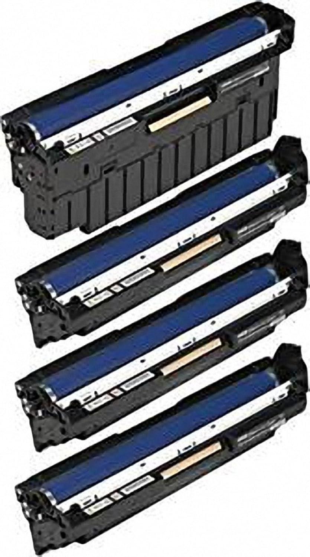 EPSON 感光体ユニットLPC3K17 モノクロ/カラー 4本セット 純正品(スターターキット)