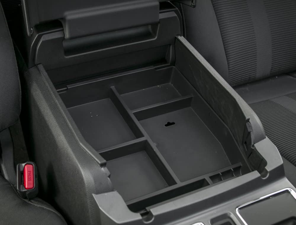 For Ford F150 2015+ low-pricing ABS Philadelphia Mall Car Case Organizer Armrest C Box Storage