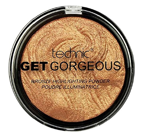 Technic Get Gorgeous Highlighting Powder, 6 g