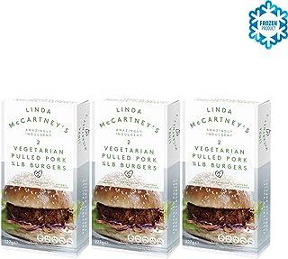 LINDA McCARTNEY Hamburguesas de Cerdo Tiradas Vegetarianas 1