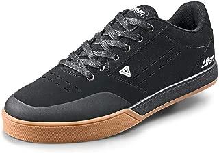 AFTON Keegan Cycling Shoe - Men's Black/Gum, 10.0