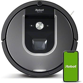 ルンバ960 アイロボット ロボット掃除機 カメラセンサー カーペット 畳 段差乗り越え wifi対応 自動充電・運転再開 吸引力 マッピング【Alexa対応】