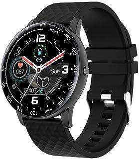 jinclonder H30 Bracelet de sport intelligent avec fréquence cardiaque et pression artérielle, détection du cycle physiolog...