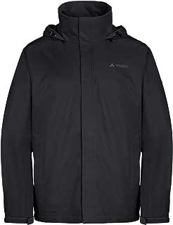 VAUDE Men's Escape Light Rain Jacket - Lightweight Waterproof Jacket - Rain Jacket for Walking, Hiking or Cycling