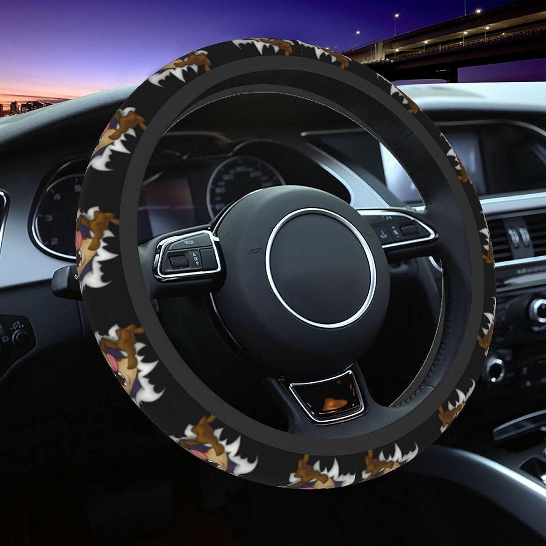 Tasmanian Devil Popular product Car Steering Wheel for Cover Ranking TOP20 Universal Neoprene