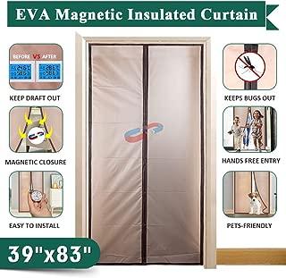 Magnetic Plastic Door Curtain 39