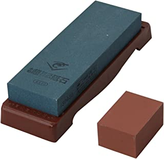Chosera 600 Grit Stone - with Base
