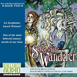 Song of the Wanderer audiobook cover art