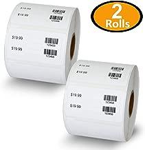 2 Rolls Dymo 30299 Compatible 3/8