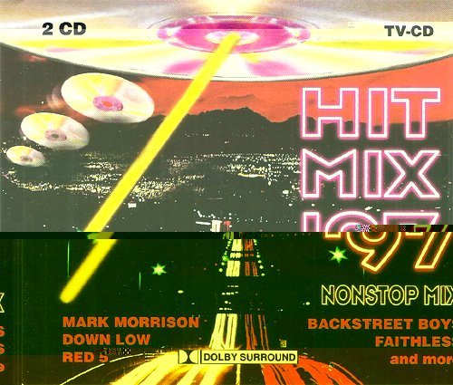 Nonstop DJ Mix - 90s Eurobeat (Compilation CD, 35 Tracks, Various)