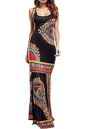 Amazon Fr Robe Africaine Femme Vetements