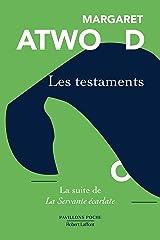 Les Testaments Format Kindle