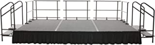 STAS162424P - Capacity : 36-48 - Stage Sets, Adjustable Height, AmTab - Each