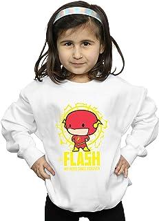 DC Comics Girls Flash My Hero Since Forever Sweatshirt