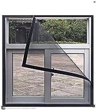 LOPIXUO Magnetisch gordijn Horren, Schermen, Self-Geïnstalleerd Non-Magneet Huishoudelijke Klittenband afwerkinge Windows,...