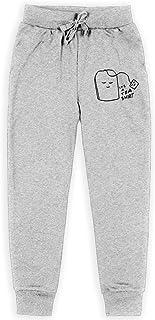 Yuanmeiju It's A Tea Boys Pantalones Deportivos,Pantalones Deportivos for Teens Boys Girls