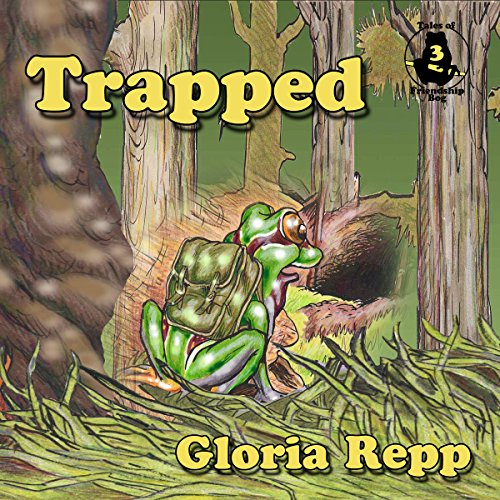 Trapped: A Tale of Friendship Bog audiobook cover art