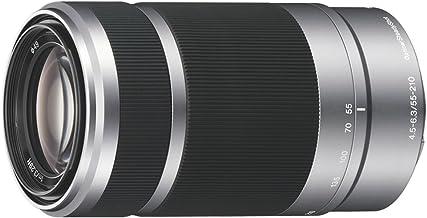 Sony SEL-55210 Tele-Zoom-Objektiv (55-210 mm, F4.5–6.3, OSS, APS-C, geeignet für..