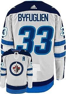 adidas Dustin Byfuglien Winnipeg Jets Authentic Away NHL Hockey Jersey
