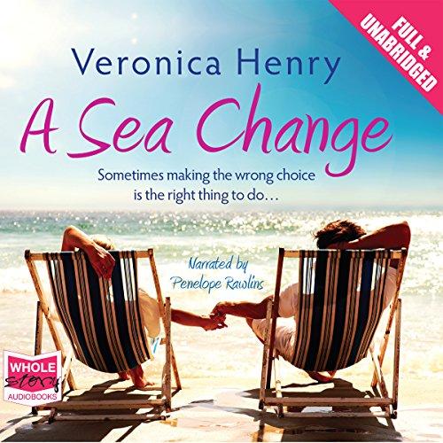 A Sea Change cover art