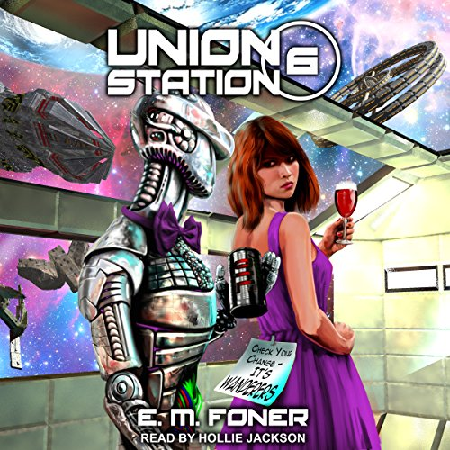 Wanderers on Union Station audiobook cover art