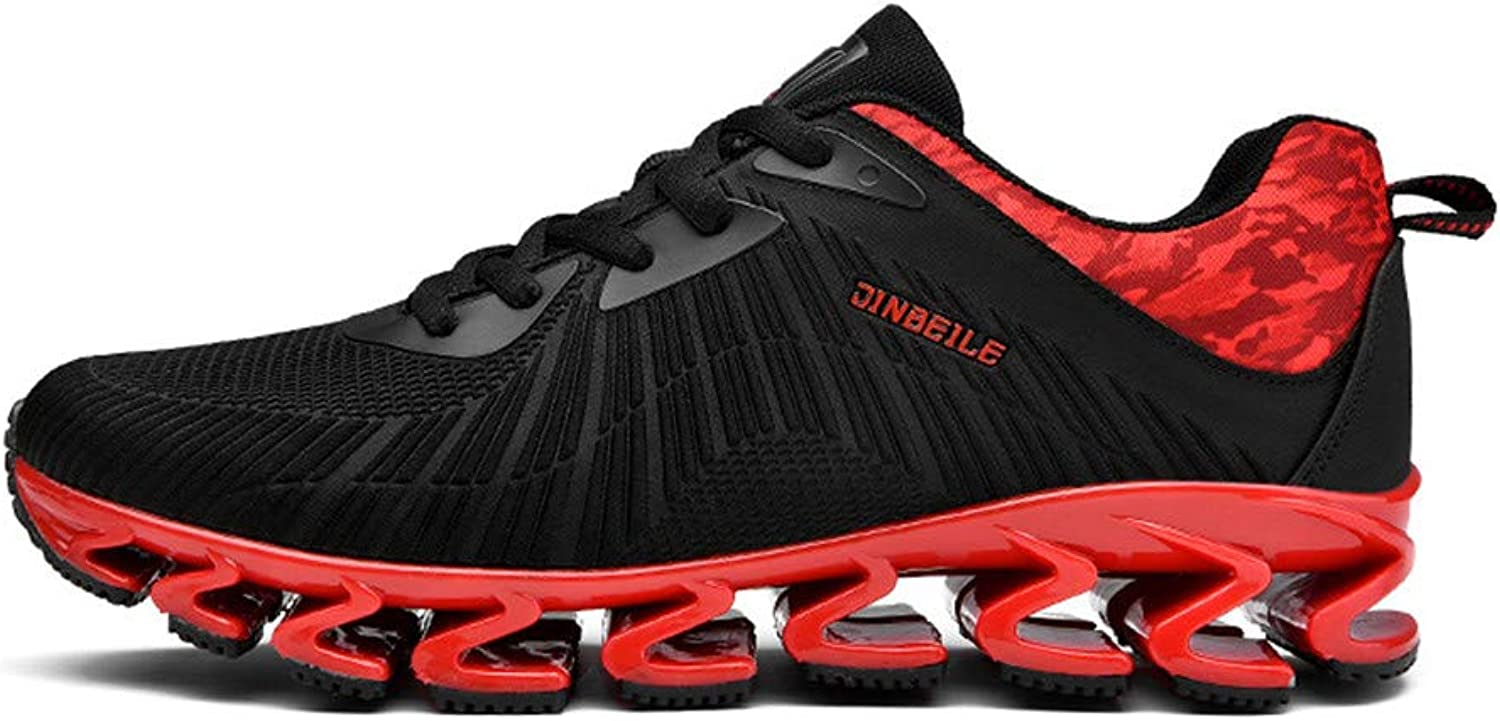 Lxmhz Men's Fashion Blade Running Sneakers Slip On Casual Walking Outdoor Sport Tennis shoes
