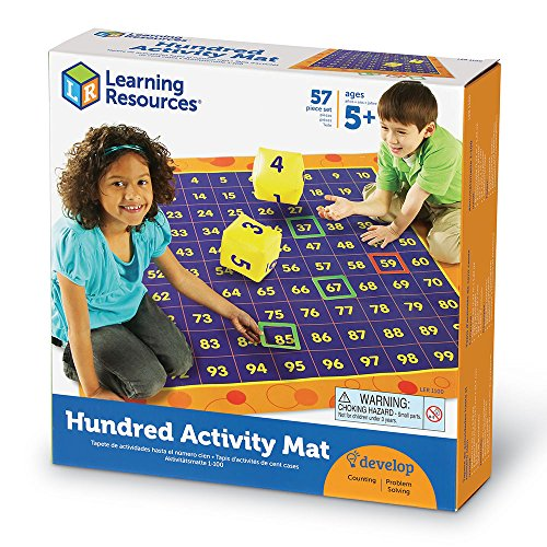 Learning Resources Hundred Activity Mat, Play Mat New Jersey