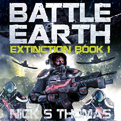 Battle Earth: Extinction Book 1 Titelbild