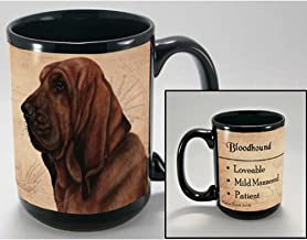 MY FAITHFUL FRIEND BLOODHOUND COFFEE CUP MUG PET DOG GIFT