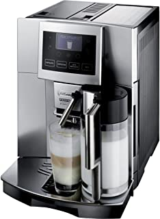 DeLonghi Digital Automatic Cappuccino, Latte, Macchiato and Espresso Machine