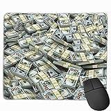 Alfombrilla de ratón de diseño personalizado con signo de dólar americano Alfombrilla de ratón...