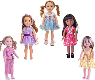Best american girl welliewishers emerson doll Reviews