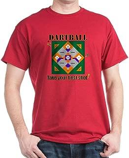 CafePress Dartball Board Classic 100% Cotton T-Shirt